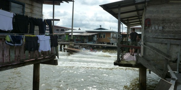 Kampong Ayer Water Village