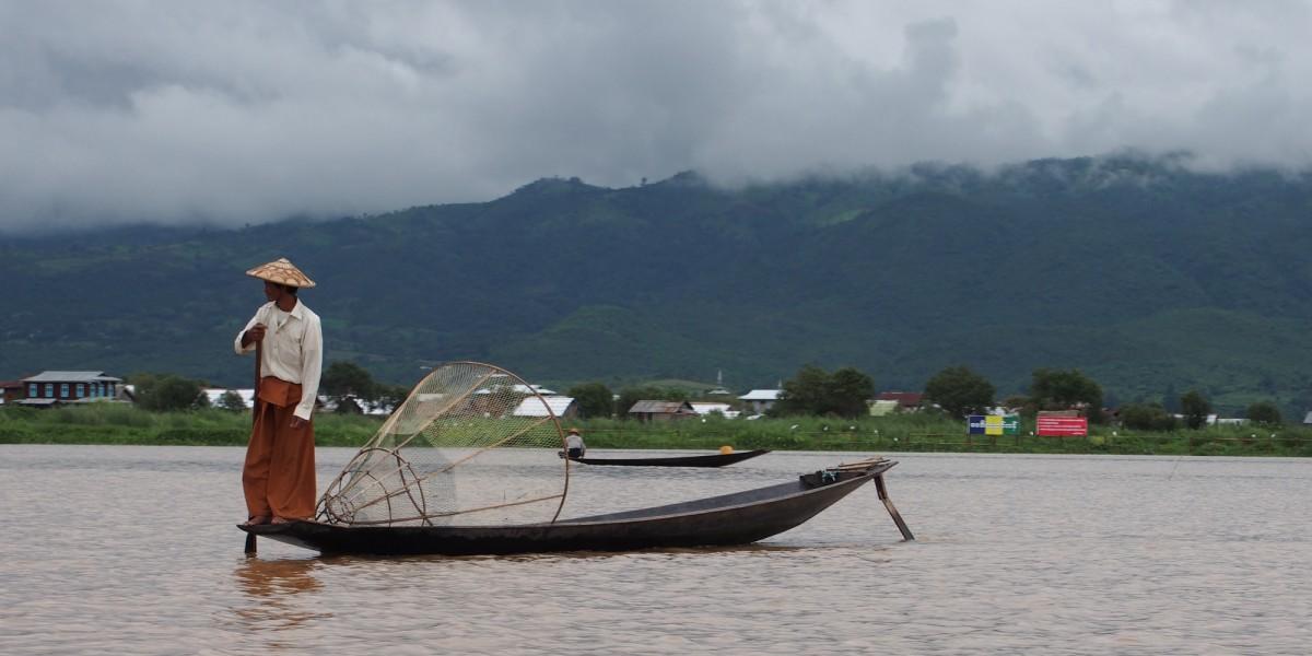 Inle Lake, Myanmar – July 2014
