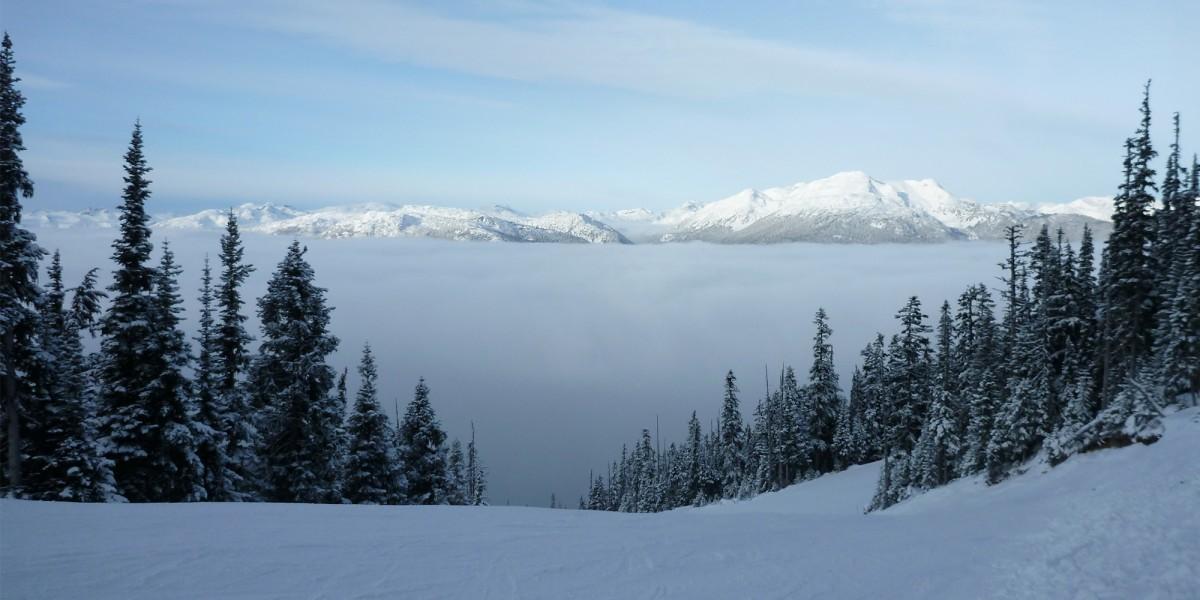 Whistler, BC, Canada – December 2013