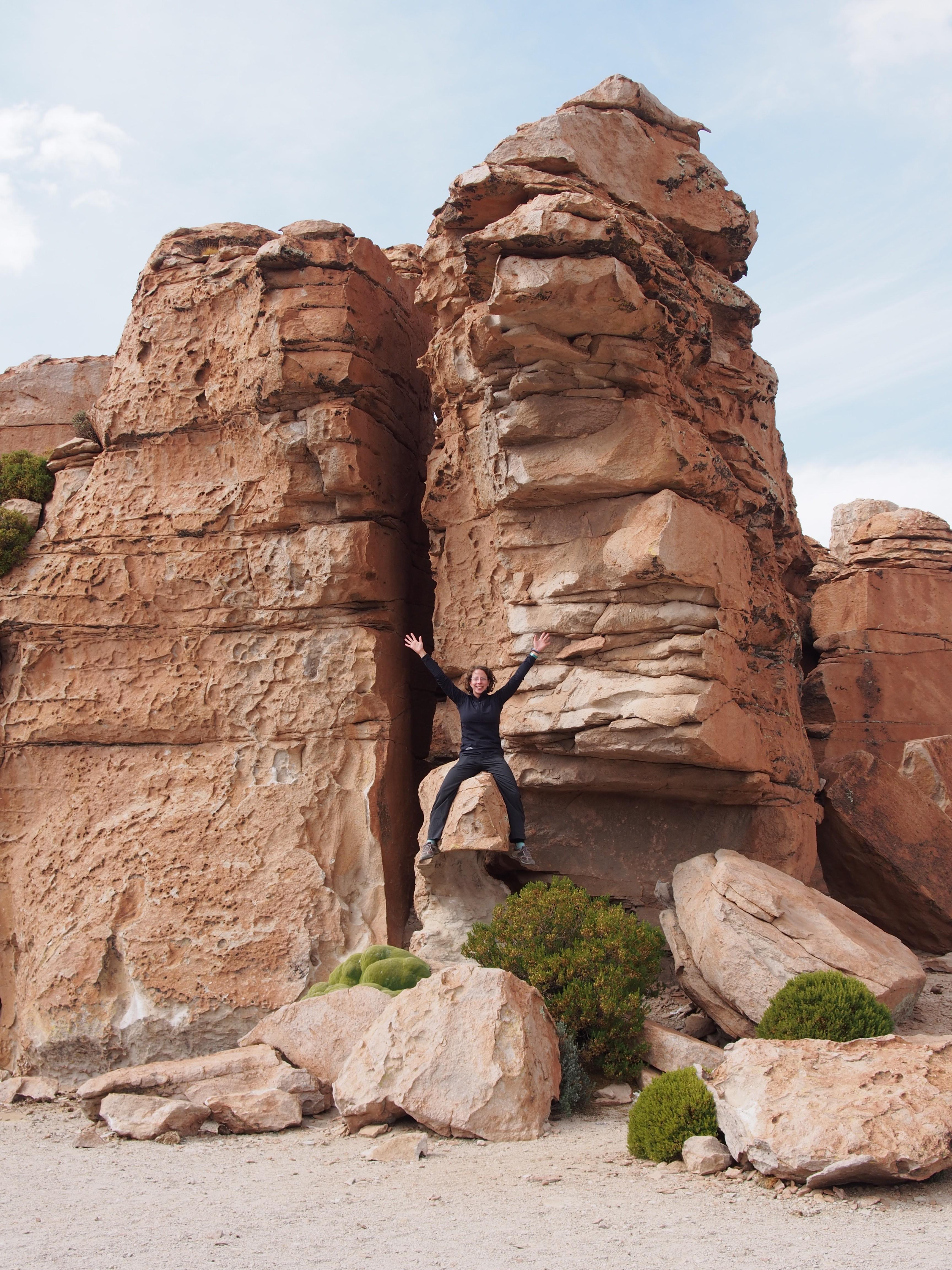 Valle Ve Las Rocas