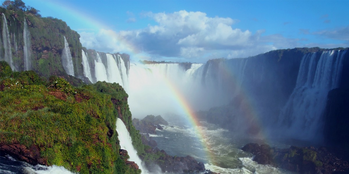 Iguassu Falls, Argentina/Brazil – May 2015