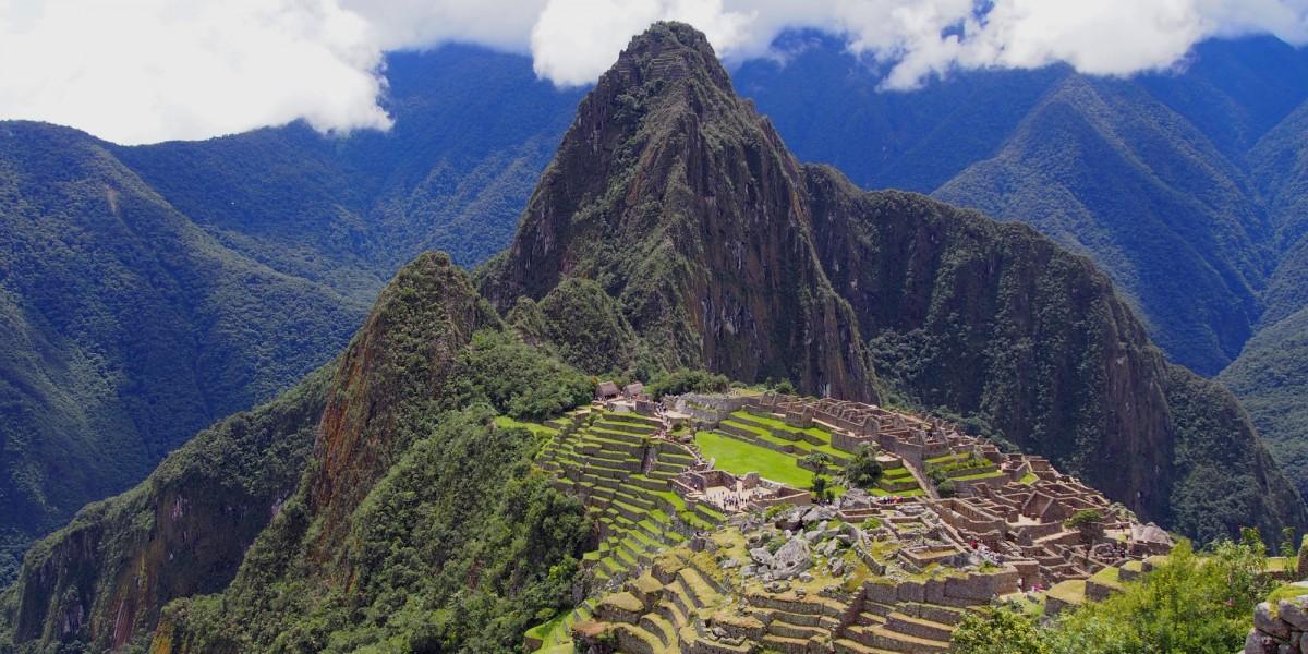 Macchu Picchu, Peru – April 2015