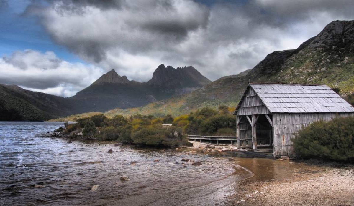 Dove Lake and Cradle Mountain, Cradle Mountain National Park