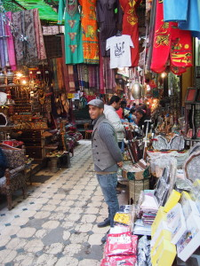 One of the many Cairo Markets