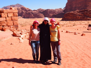The Bedouin clan
