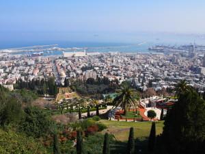 Baha'i Garden in Haifa
