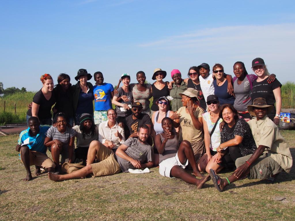 The Okavango Delta Crew