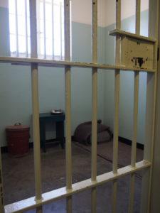 Nelson Mandela's Cell on Robben Island
