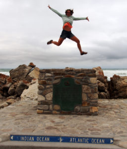 Cape Agulhas - Africa's southern most tip