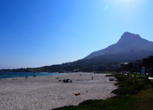 Lions Head from Camps Bay