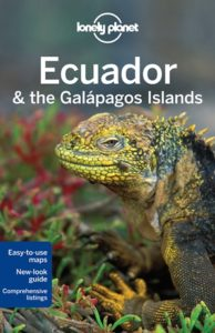 Ecuador Lonely Planet Guide