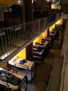 Dorm room/hall in Pamplona