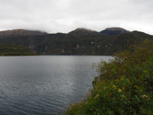 Lago Cuicocha, Cotocachi Nacional Parque