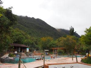 Papallacta Thermal Pools