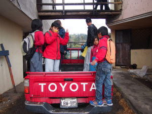 Transport to school