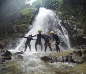 Canyoning Rio Blanco