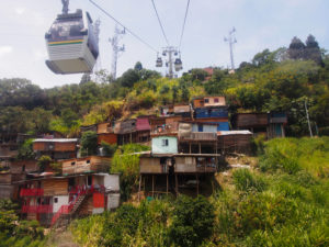 San Javier Cable Car