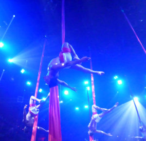 Amazing theatrics at CocoBongo