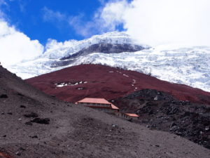 Hiking Cotopaxi Volcano