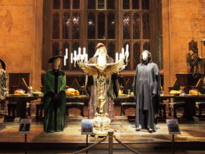 The Great Hall, Harry Potter Studio