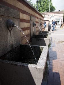 Thermal Springs - providing drinking water to the city of Sofia