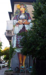 Hungarian Girl by Nasimo