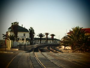 Lüderitz Train Station