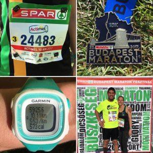 #12 Budapest Marathon