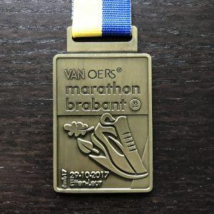 Brabant Marathon Medal