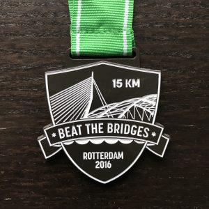 Bruggenloop Medal