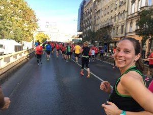 Running in Bupdapest