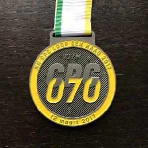 CPC Den Haag Medal