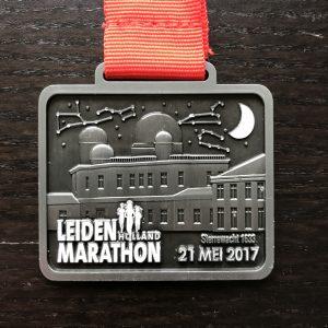 Leiden Marathon Medal
