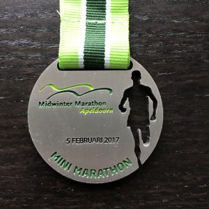 Midwinter Marathon Medal