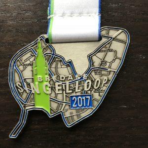 Bredase Singelloop Medal