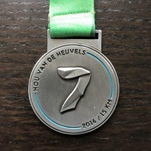 Zevenheuvelenloop Medal