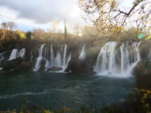 Kravice Waterfalls, Bosni-Herzegovina