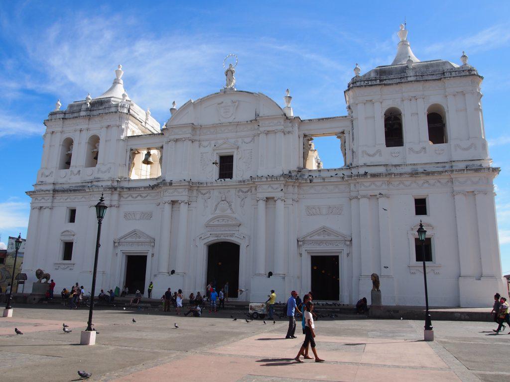 Catedral Basilica de la Asuncion in Leon